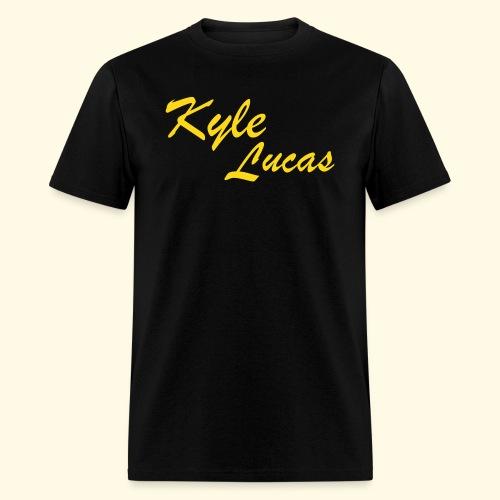 Kyle Lucas T- Shirt (velvet) - Men's T-Shirt
