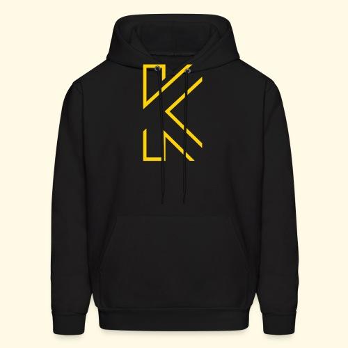KL Logo - Hoodie (velvet) - Men's Hoodie