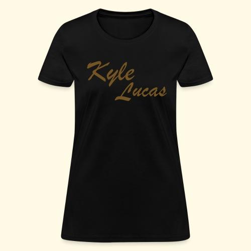 Kyle Lucas T- Shirt (sparkle) - female  - Women's T-Shirt