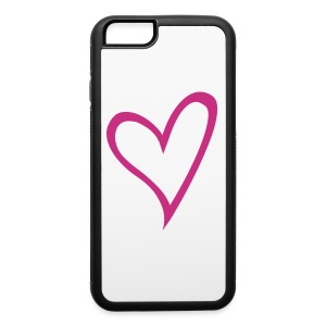 Lots of Love Cell Phone Case - iPhone 6/6s Rubber Case