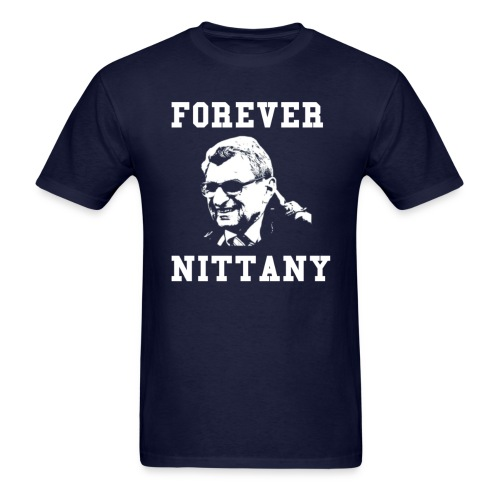 Forever Nittany - Men's T-Shirt