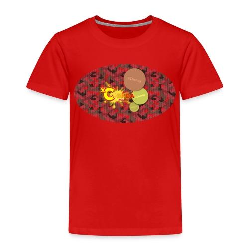 Sky xChenda T-Shirt - Toddler Premium T-Shirt