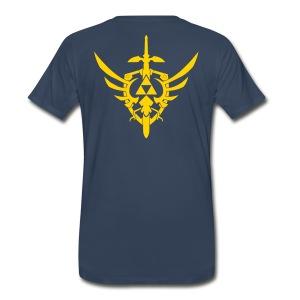 LEGEND t-shirt LOW PRICE IN 5 months BE PREPARED - Men's Premium T-Shirt