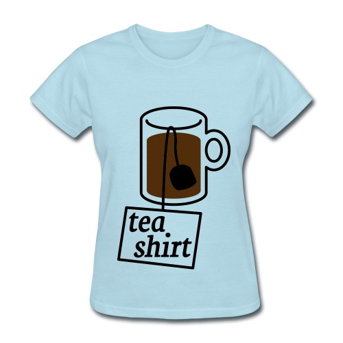 tea shirt - Women's T-Shirt