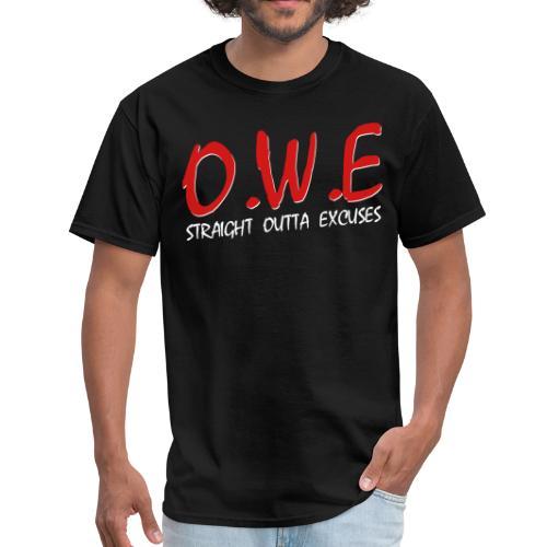 [MEN] O.W.E T-Shirt - Men's T-Shirt