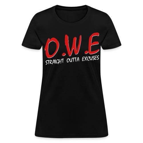 [WOMEN] O.W.E T-Shirt - Women's T-Shirt