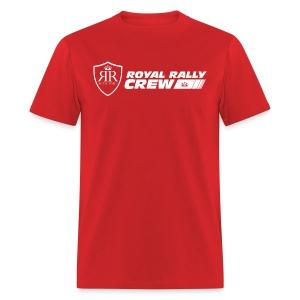 Royal Rally Crew - Men's T-Shirt