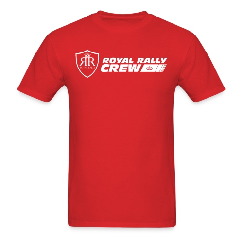 Royal Rally Crew - Men's T-Shirt