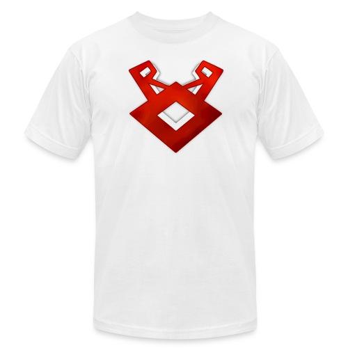 Basic White OVR Tee - Men's  Jersey T-Shirt