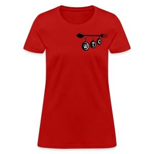 Women's Red T-Shirt - Women's T-Shirt