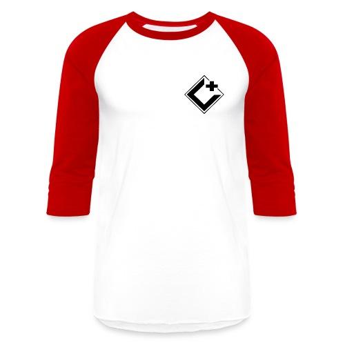 Men's 3/4 Sleeve Baseball Shirt - C+ Gaming - Baseball T-Shirt