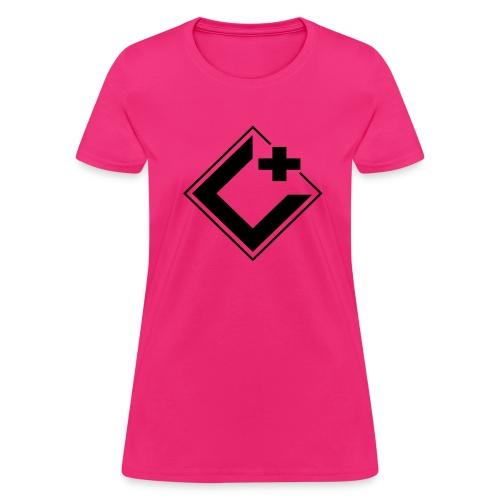 C+ Gaming Logo Tee - Women's - Women's T-Shirt