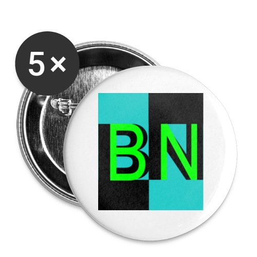 Brand Name Button (FB logo, small) - Small Buttons