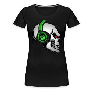 DeadShadow T-Shirt (Women) - Women's Premium T-Shirt