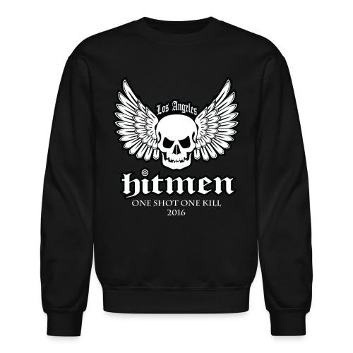 LA Hitmen One Shot One Kill 2016 - Crewneck Sweatshirt