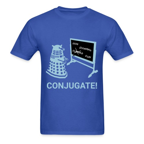 Dalek Conjugate - Men's T-Shirt