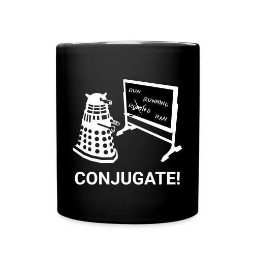 Dalek Conjugate - Full Color Mug