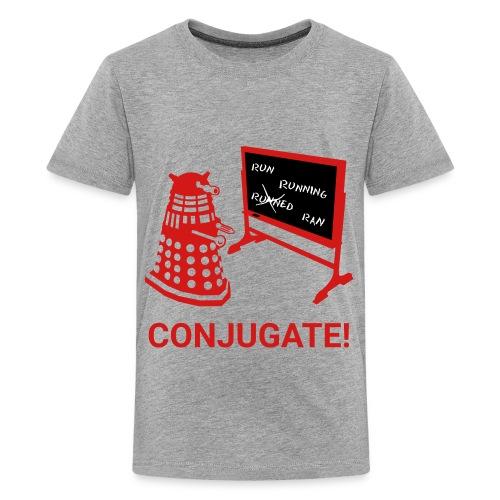 Dalek Conjugate - Kids' Premium T-Shirt