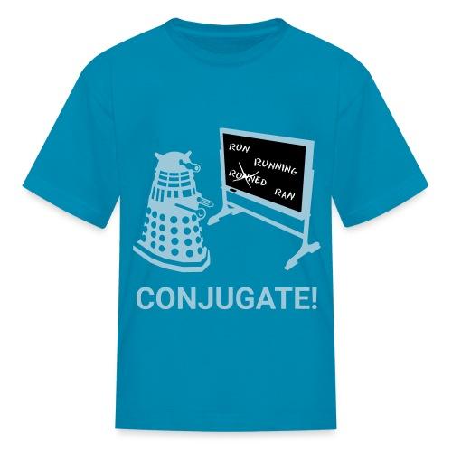 Dalek Conjugate - Kids' T-Shirt