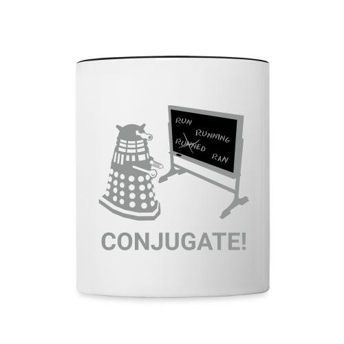 Dalek Conjugate - Contrast Coffee Mug