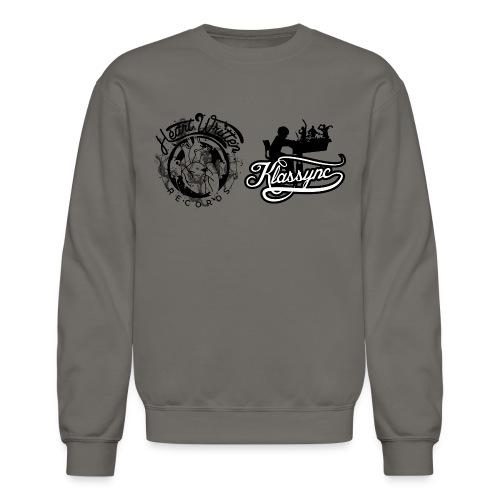 HWR Klassync Combo Crew Sweater - Crewneck Sweatshirt