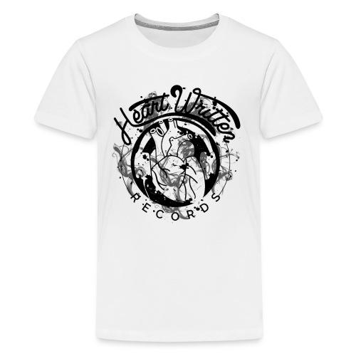 Kids HeartWritten Records T-Shirt - Kids' Premium T-Shirt