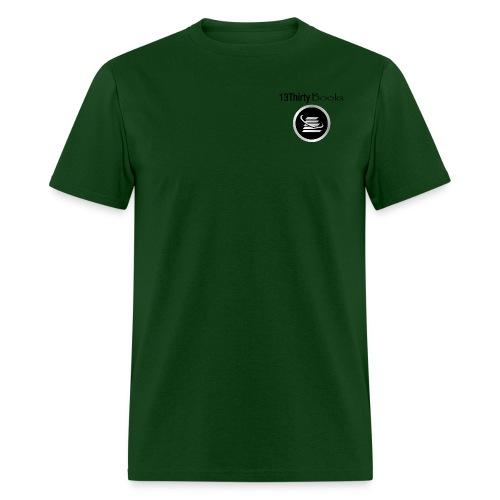 Black Lettering - Men's T-Shirt
