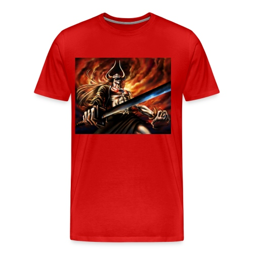 Hollow Sword  - Men's Premium T-Shirt