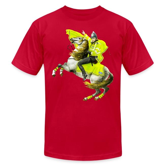 Police Napoleon - American Apparel T-shirt