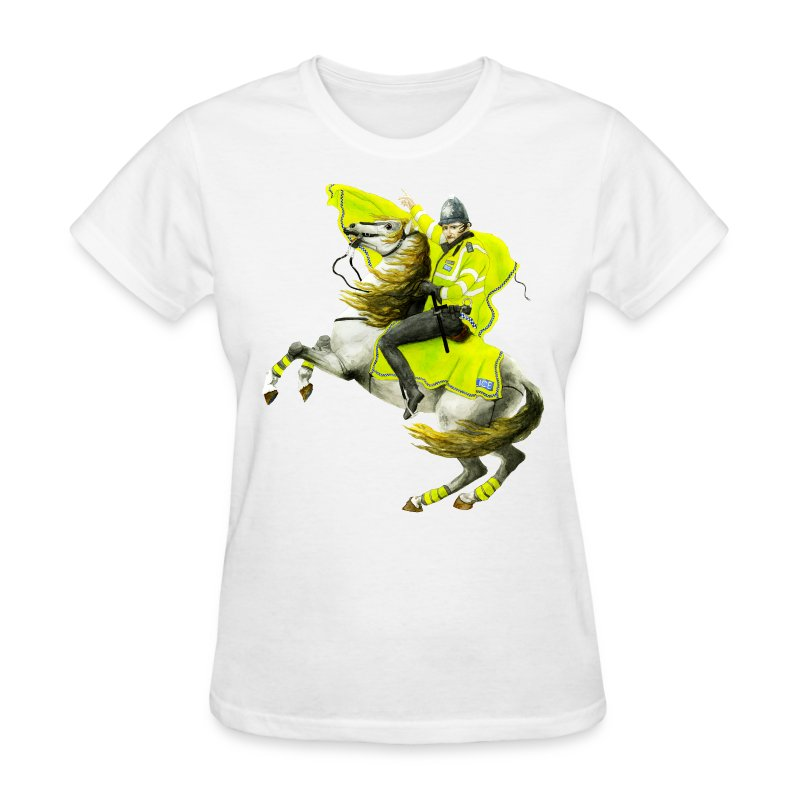 Police Napoleon - Women's T-shirt (Choose Color) - Women's T-Shirt