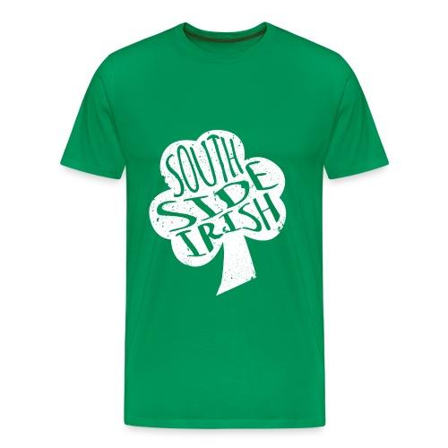 South Side Irish T-Shirt - Men's - Men's Premium T-Shirt