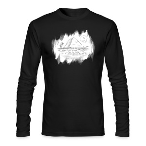 Listen to Classic Rock - Men's Long Sleeve T-Shirt by Next Level