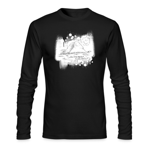 Listen to Hardrock - Men's Long Sleeve T-Shirt by Next Level