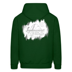 Listen to Classic Rock - Men's Hoodie