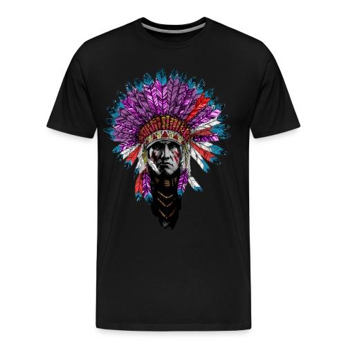 The Chief  - Men's Premium T-Shirt
