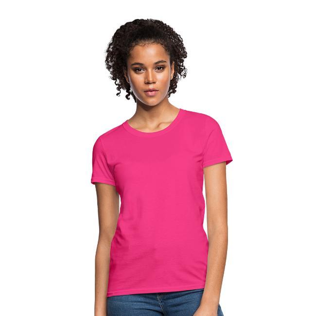 Basic Length Check T-Shirt