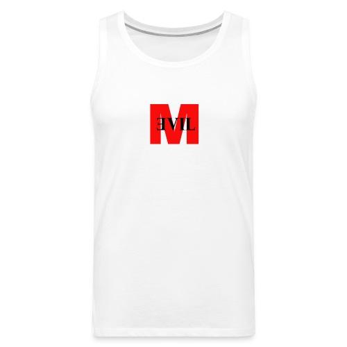 Men's Tank - White - Men's Premium Tank