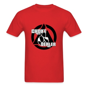Choke Dealer T-Shirt (B) - Men's T-Shirt