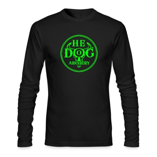 Men's HeDog Long Sleeve - Men's Long Sleeve T-Shirt by Next Level