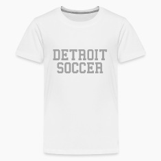 Detroit Soccer Kids' Shirts