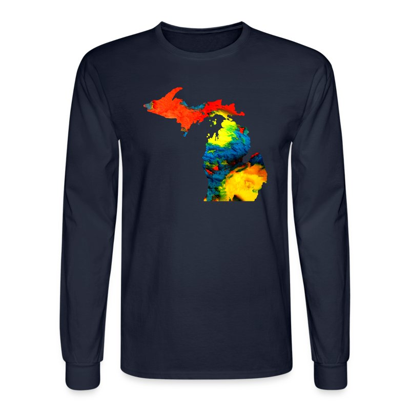 Michigan Superman Ice Cream T-Shirt | Spreadshirt