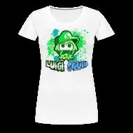 T-Shirts ~ Women's Premium T-Shirt ~ LuigiSquid T-Shirt Women
