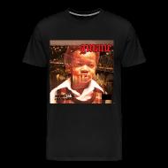 T-Shirts ~ Men's Premium T-Shirt ~ GMANE AmeriKKKa Eats the Young tee blk