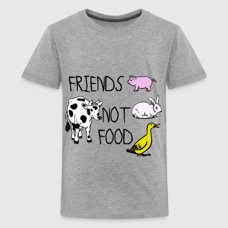 Friends not food - Kids' Premium T-Shirt