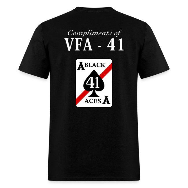 VFA-41 Black Aces/USS Ronald Reagan Special Edition