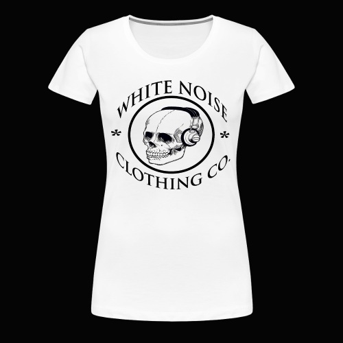 White Noise T-Shirt - Women's Premium T-Shirt