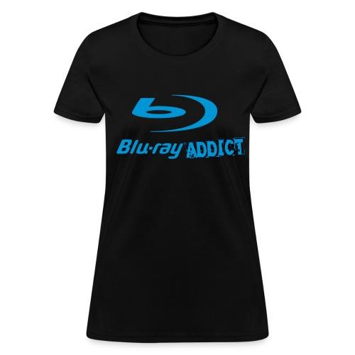 Matthew L Sparks Addict Authentic T-Shirt - Women's T-Shirt