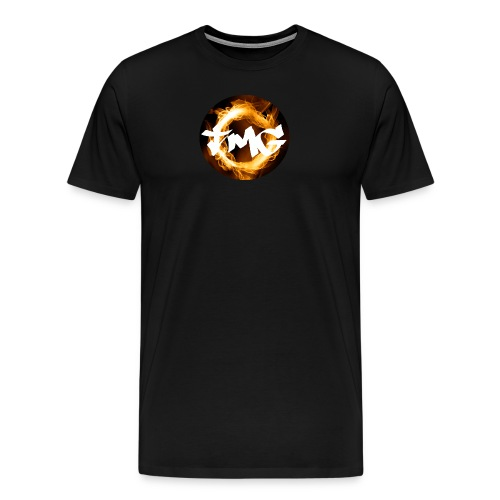 Small TMG with writing - Men's Premium T-Shirt