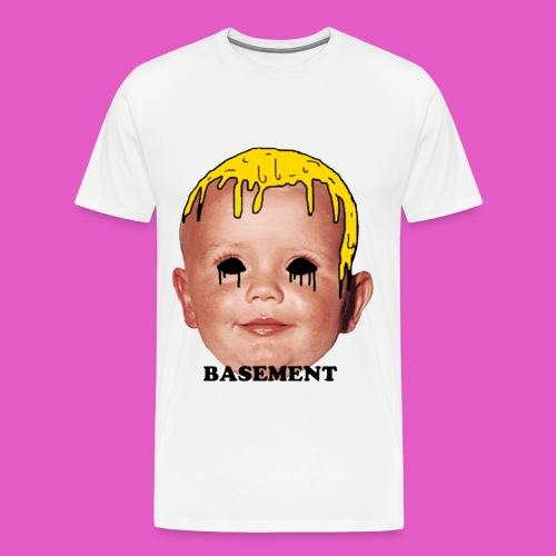 Basement Baby Tee - Men's Premium T-Shirt