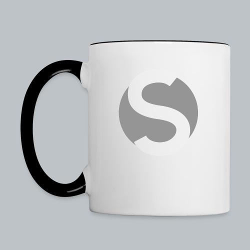 The Basic Mug - Contrast Coffee Mug